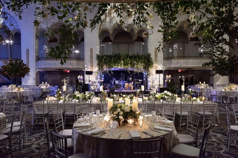 Fall Wedding at the Boston Park Plaza Hotel